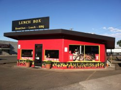 The Lunch Box Deli & BBQ