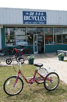 HWY 58 Bicycles