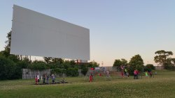 Highway 18 Outdoor Theatre