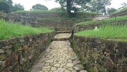 Kanayama Castle Remains