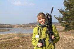 Amandine Guide Nature en Somme