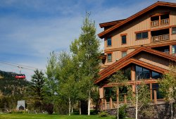 Teton Mountain Lodge & Spa - A Noble House Resort
