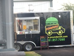 Pounders Food Truck