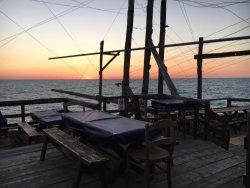 Paesaggio meraviglioso...cena da dimenticare !
