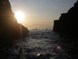 Dun Eideann Sea Kayaking