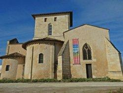 La Vieille Eglise Saint-Vincent Merignac