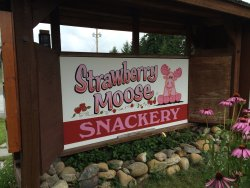 The Strawberry Moose Snackery