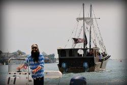 Crazy Sister Marina - Barefoot Bounty Pirate Ship