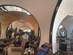Turkish Airlines Lounge - Departures