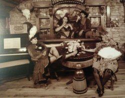 Judge Roy Bean's Old Time Photos