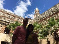 Walking Tour of Split