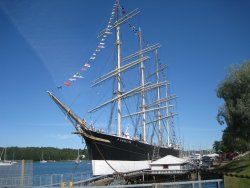Museumship Pommern