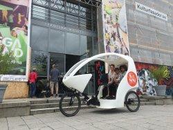 Hej Hej Stockholm Pedicabs