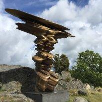 Skulptur i Pilane