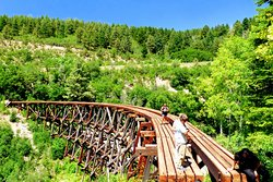 New Mexico Rails-to-Trails