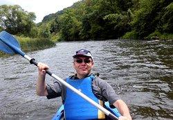 Kayak les Epinoches