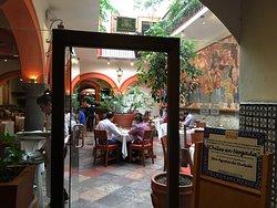 Chiles en nogada en tijuana