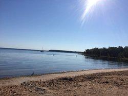 Nicolet Bay Beach