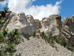 Mount Rushmore Memories