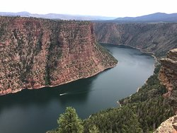 Flaming Gorge - Uintas National Scenic Byway
