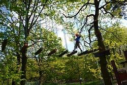 Park Linowy Wieżyca