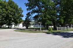 Historic Ninemile Remount Depot Visitor Center