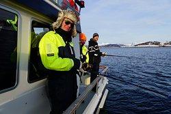Fiskecharter og -turer