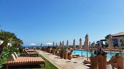 Terrific relaxing resort