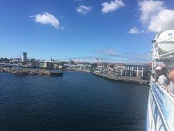 Kolobrzeg Ferry to Bornholm Island