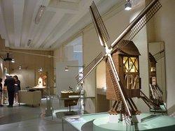 Musée La Planète des Moulins