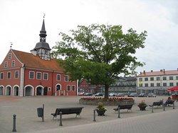 Bauska Town Hall