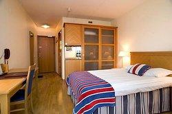 The Hub, Hotel & Livingroom