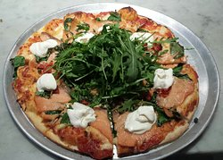 Mr Smokestack Woodfire Pizza