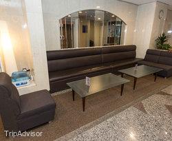 Lobby at the Smile Hotel Tokyo Asagaya