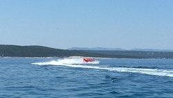 Crikvenica Croatia Jet Boat Adventure
