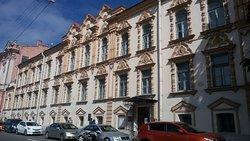 Central City Public Library of Mayakovskiy
