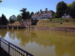 Prettig en traditioneel hotel bij Schloss Pyrmont