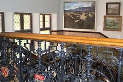 Tullie House Staircase