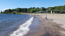 Waubuno Beach