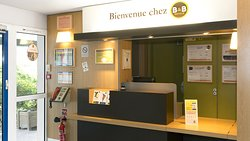 B&B Hotel Nantes La Beaujoire
