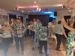 Plenty of room to dance!