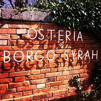 Osteria Borgo Syrah