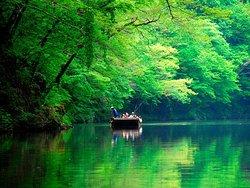 Geibikei Gorge Sightseeing Boat