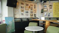 Shiudeyama Isekikan Cafe Corner
