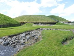 Knowth Megalithic Passage Tomb