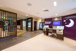 Premier Inn Portsmouth City Centre Hotel