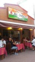 Mr India restaurant