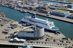 DFDS Seaways, Felison Terminal