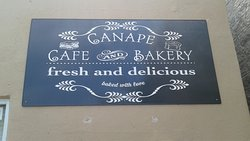 Canape Cafe and Bakery