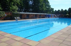 Bourne Outdoor Pool